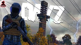 Raiding a SKYSCRAPER Base in DayZ!