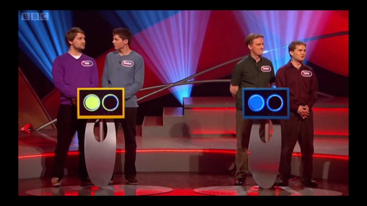 Awkward TV Quiz Show Answer (Pointless) - YouTube