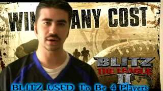 Blitz League II Parody Review - Injuries, Steriods, Girls, Football