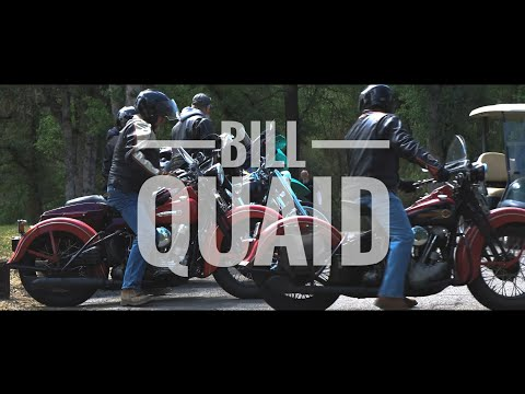 Bill Quaid motorcycle ride & family picnic