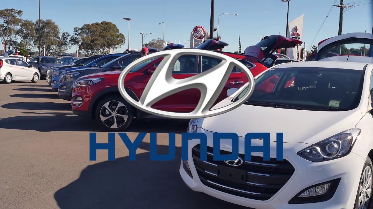 Hyundai dealership sydney
