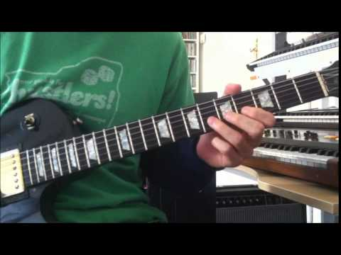Feist One Evening Guitar Cover Youtube