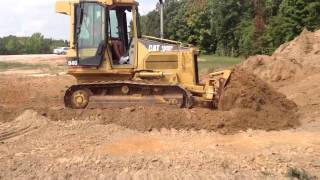 2007 CAT D4G XL Crawler Dozer For Sale
