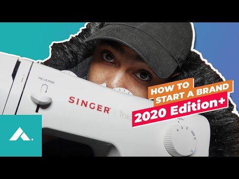 Starting a Clothing Brand in 2020 (It's Not What You Think!) | UNSCRIPTED