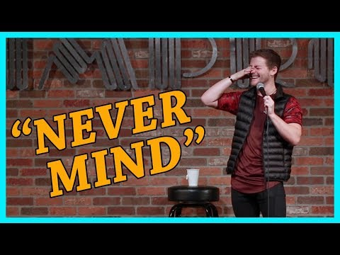 Comedian Regrets Calling Out Guy In Audience