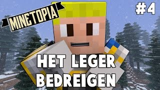 DE GENERAAL BEDREIGEN - Minetopia Roleplay #4