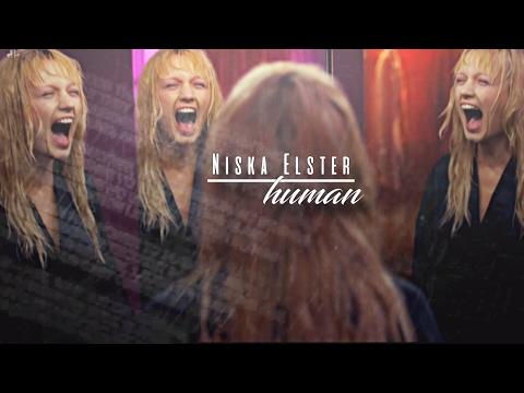 niska elster | human
