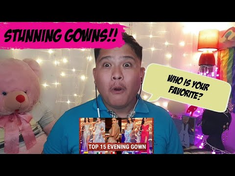 Miss Supranational 2019 TOP 15 EVENING GOWN REACTION | Jethology