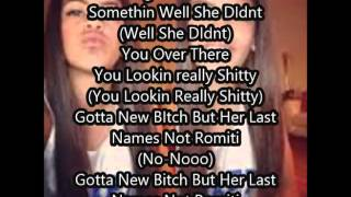 Nothin on Me - Toni Romiti (lyrics)