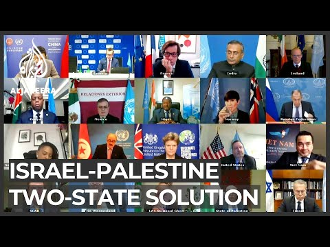 US Assures Two-state Solution For Israel-Palestine At UN