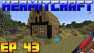 Minecraft 1.7.10 Mods - Hermitcraft ModSauce - Ep43 - Village Renovations