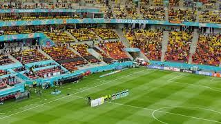 Austria - Macedonia anthems at EURO 2020