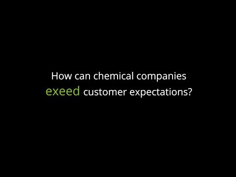 Exceed customer expectations - Supply chain management in the chemicals industry
