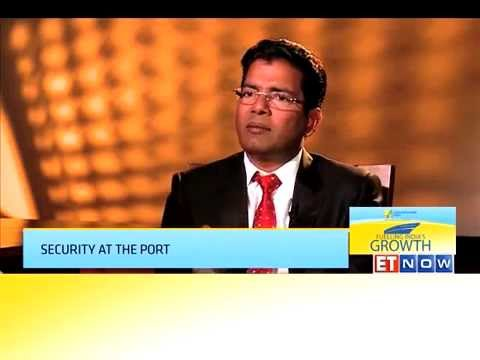 KRISHNAPATNAM PORT - FUELLING INDIA'S GROWTH :: ET NOW - Business TV Channel, INDIA