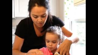Apple Carrot Oatmeal Cookies - Cooking With Kids