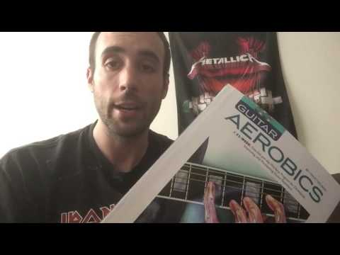 Guitar Aerobics by Troy Nelson Review - Buy the Damn Book, Make Progress