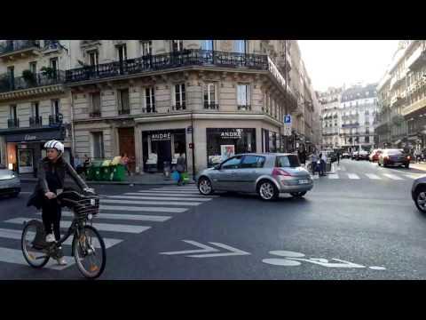 petite balade dans Paris