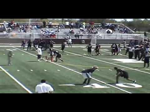 2015 QB Seth Franks - 2013 Nike Elite11 and NFTC Camp Highlights