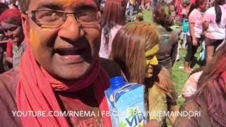 [Indore 146] Rajiv Nema Indori and Naatak play RANA HOLI 2016
