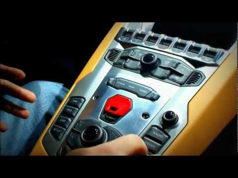 Lamborghini Aventador LP 700-4 2012 - Review
