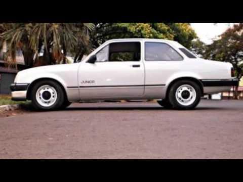 Chevette Junior sobre o carro popular da GM