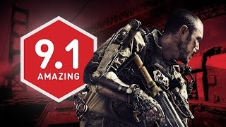 Call Of Duty Advanced Warfare Single Player Review Discussion