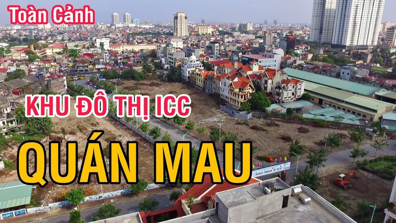 Toàn Cảnh Dự Án Khu Đô Thị Quán Mau Hải Phòng 2019 | ICC Quán Mau