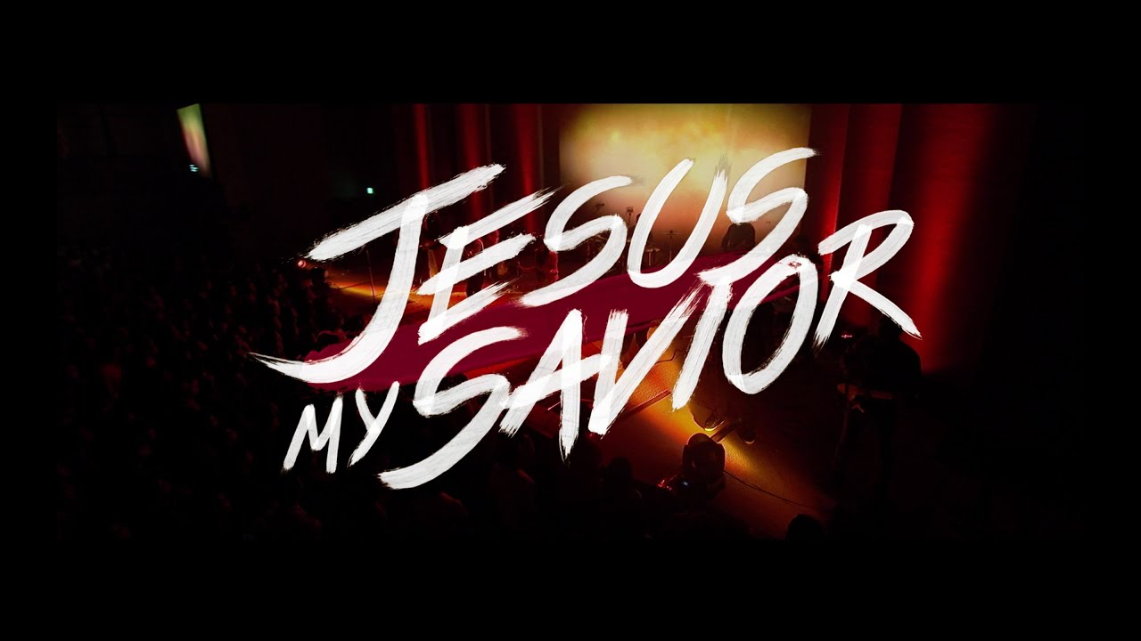 Jesus My Savior by Victory Worship feat. Isa Fabregas  [Official Music Video]