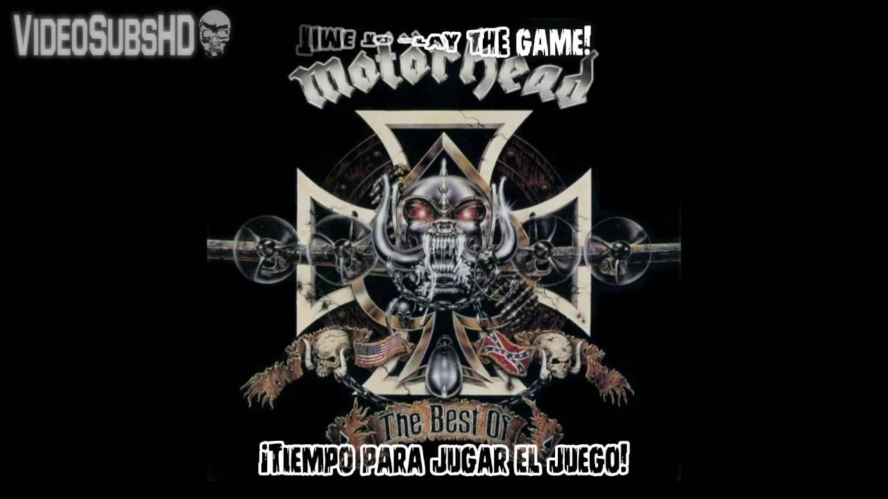 Motörhead - The Game (Español-Inglés)