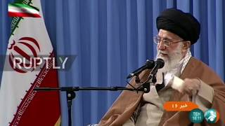 Iran: Khamenei warns of 'retaliation' against the US over role in recent protests