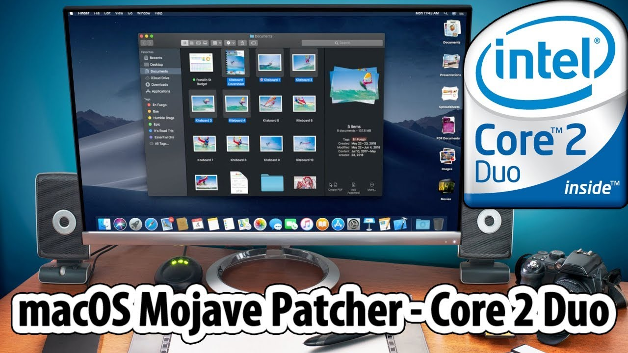 macOS Mojave 10 14 на неподдерживаемые компьютеры Mac и Hackintosh