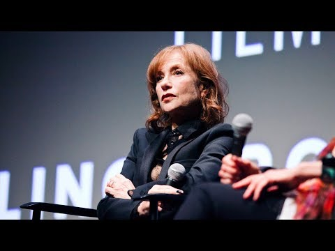 Isabelle Huppert and Serge Bozon | 'Mrs. Hyde' Q&A | NYFF55