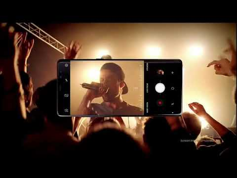 Samsung Galaxy Commercial Song - change comin