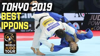 Top Judo Ippons from Tokyo Judo World Championships 2019