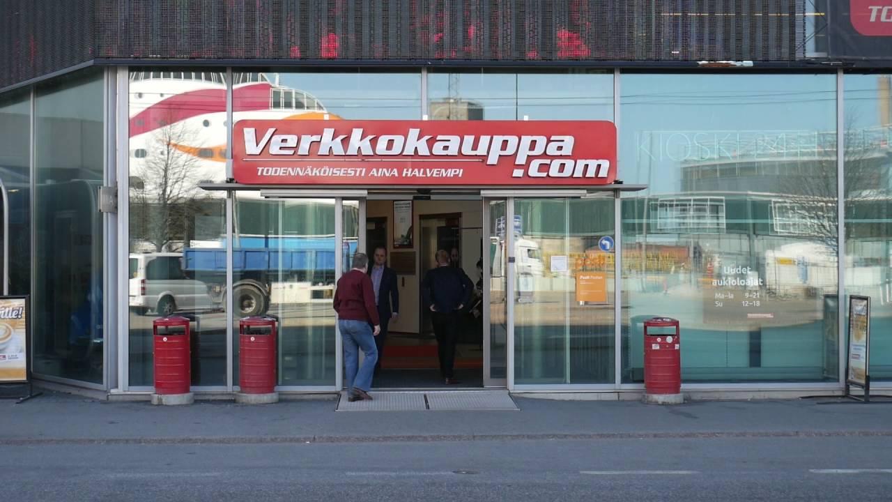 Verkkokauppa.Fi Helsinki