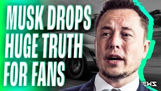 Elon Musk twitter just Confirmed a CRITICAL Tesla Update - is TSLA DONE Making MONEY with THIS?