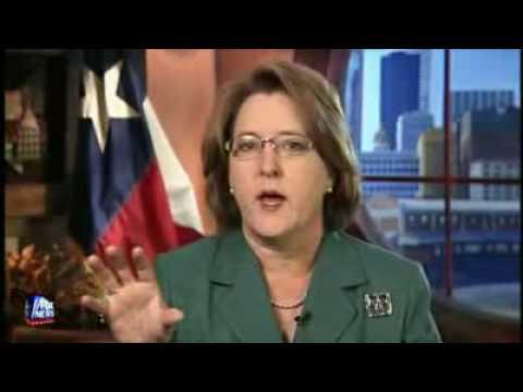 Texan  Debra Medina On Freedom Watch With Judge Andrew Napolitano