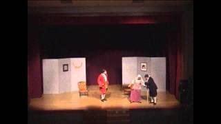 L'Avare de Molière acte IV par le Rideau rouge