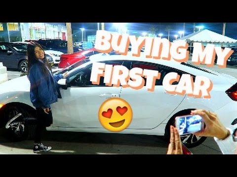 BOUGHT MY FIRST CAR   Ep. 155
