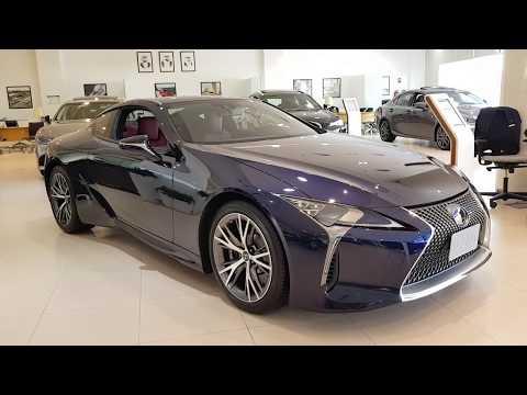 2020 Lexus LC500 review (Urdu)