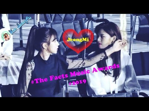 [FMV] Jeongyeon x Mina TWICE (JeongMi couple) - The Fact Music Awards 2019 !!!