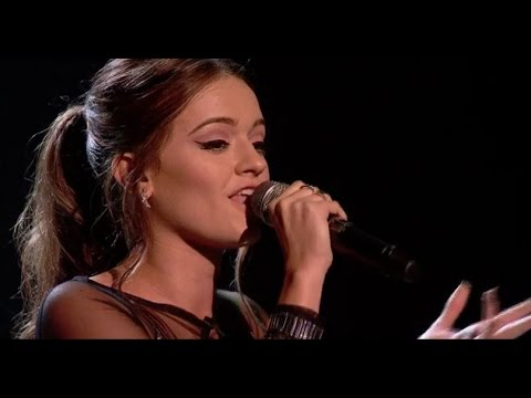 Emily Middlemas: STOP! In The Name Of Love | Live Shows | The X Factor UK 2016