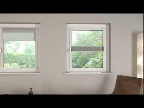 plissee mit klemmtr gern auf den fensterrahmen montiere doovi. Black Bedroom Furniture Sets. Home Design Ideas