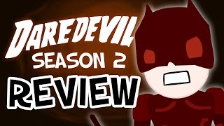 DAREDEVIL SEASON 2 REVIEW! -- How is it? (Bloody brilliant probably)
