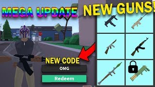 *NEW* STRUCID MEGA UPDATE (NEW GUNS) (NEW CODES) (NEW ITEMS) 2018 (Roblox)