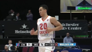 Travis Trice II NBA D-League Highlights: March 2017