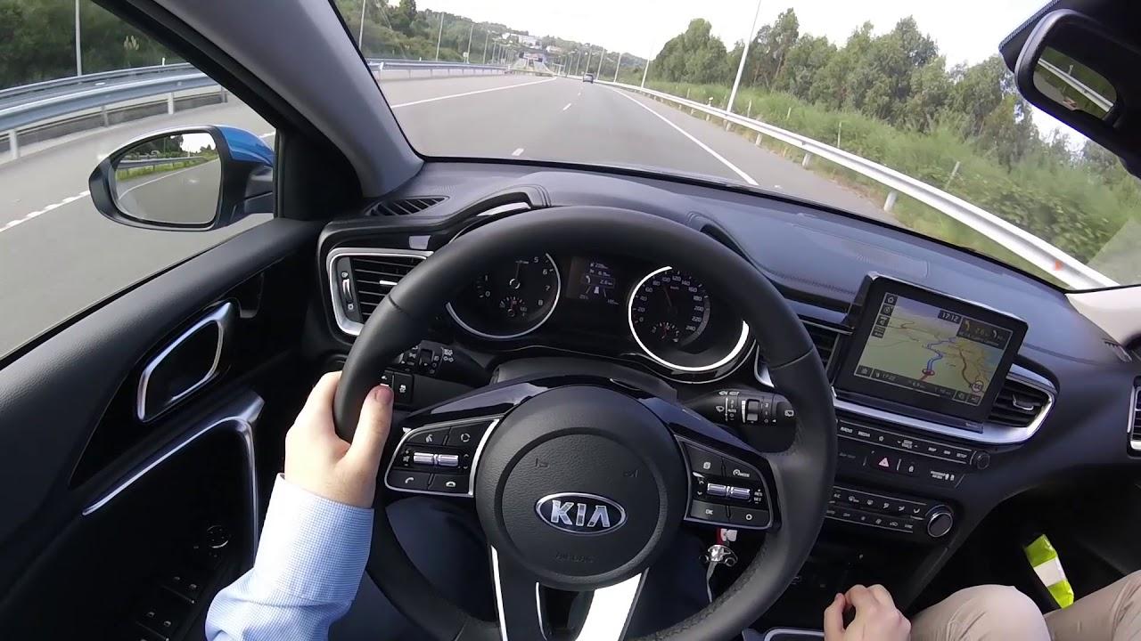 Kia Ceed 1 0 T Gdi Tech 2020 Pov Test Drive Youtube