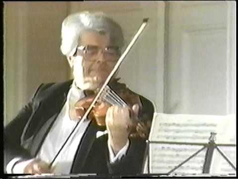 Norbert Brainin & Günter Ludwig C=256 Concert