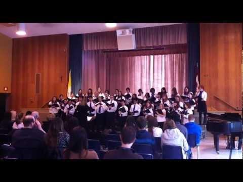 UWO Choir 2013 - Already Home