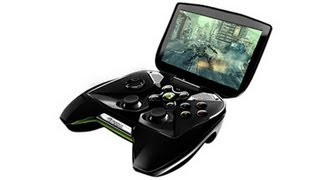 NVIDIA Grid & Project Shield - CES 2013 Las Vegas